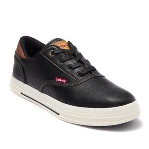Levi's Men's Ethan Nappa Leather Oxford Sneakers